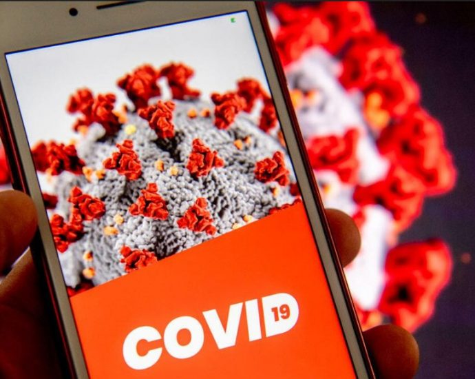 COVID Tracing App