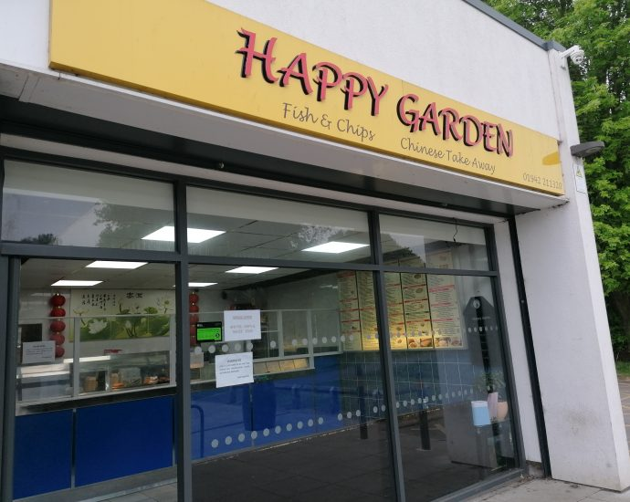 Happy Garden Chinese Winstanley
