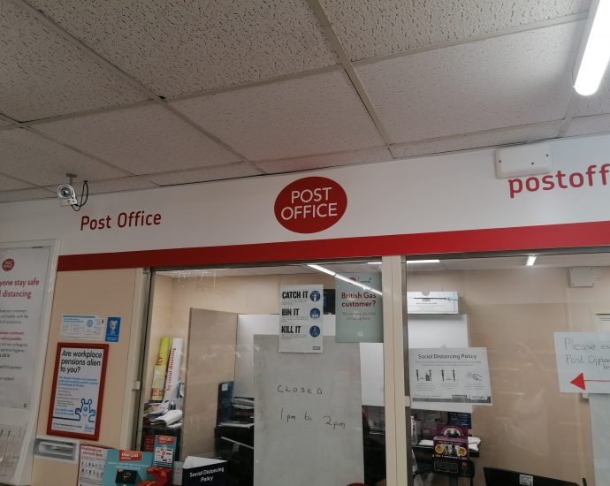 Winstanley Post Office