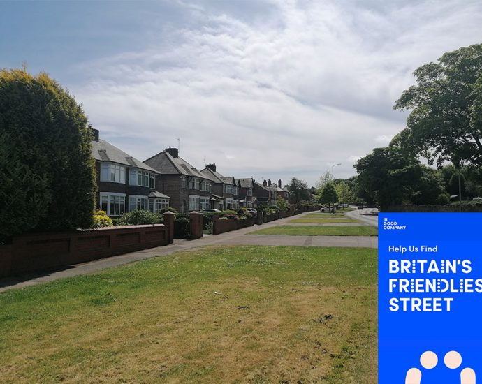 Pemberton Road Britains Friendliest Street