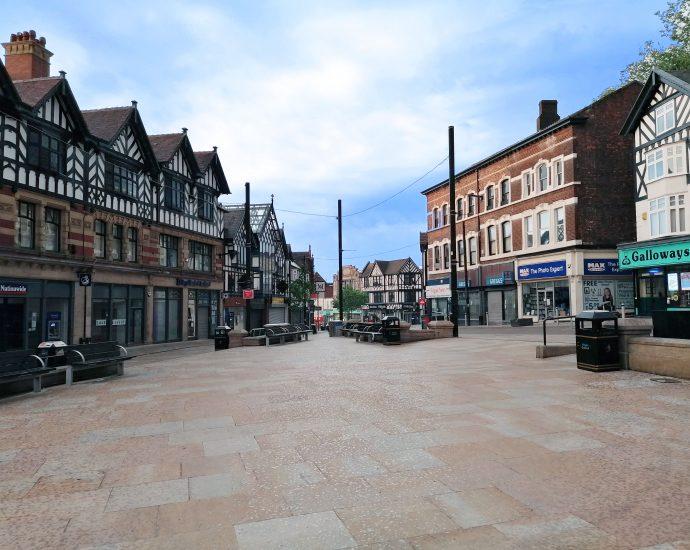 Shopping in Wigan & Beyond