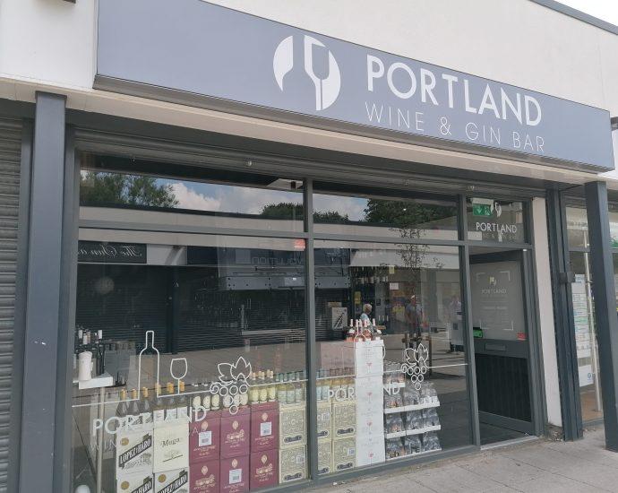 Portland Wine and Gin Bar