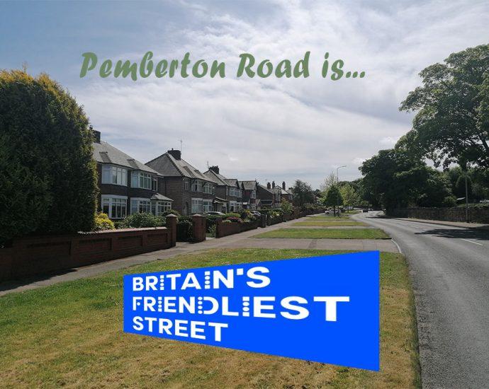 Britain's Friendliest Road
