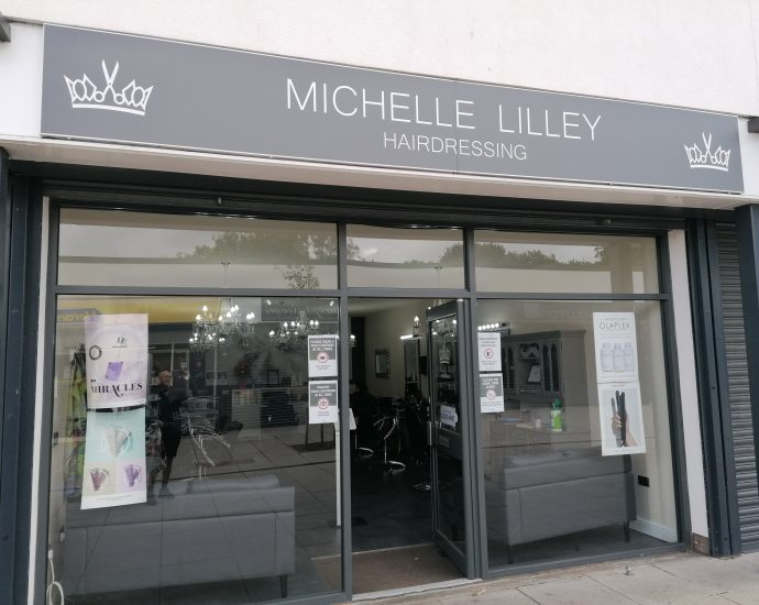 Michelle Lilley Hairdressers Re-opens