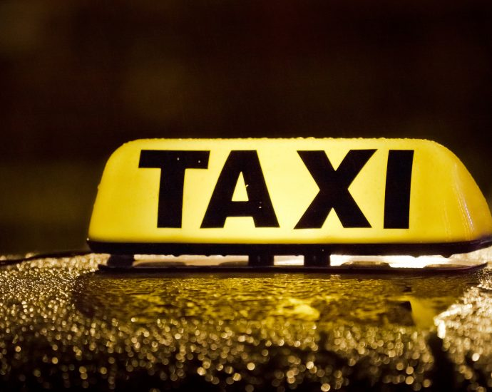 Self Employed Taxi Driver Wigan