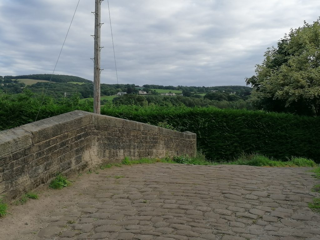 Chapel House Farm Bridge Leeds & Liverpool Canal