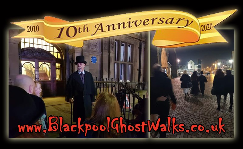 What's on In and Around Winstanley - Blackpool Ghost Walks