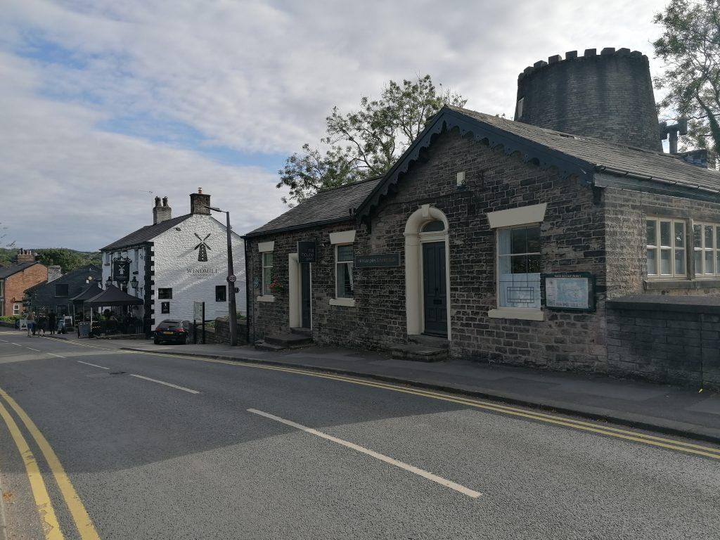 a Picturesque Walk Around Parbold - Windmill Pub