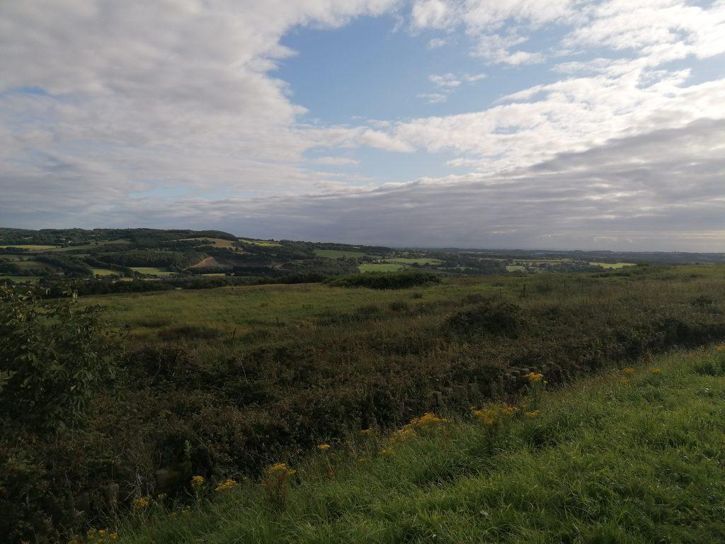a Picturesque Walk Around Parbold Hill