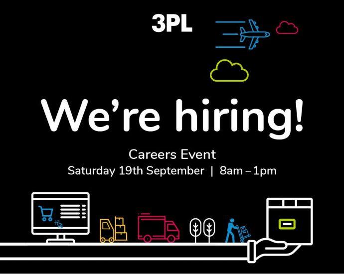 3PL Recruitment Event