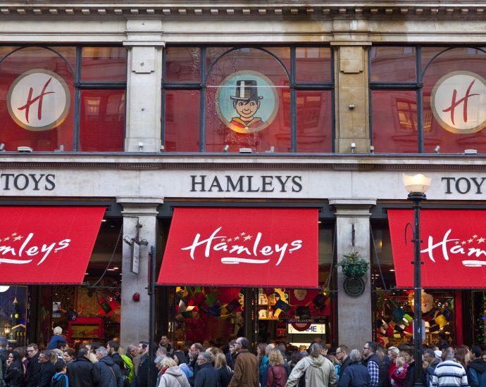 Hamleys Liverpool