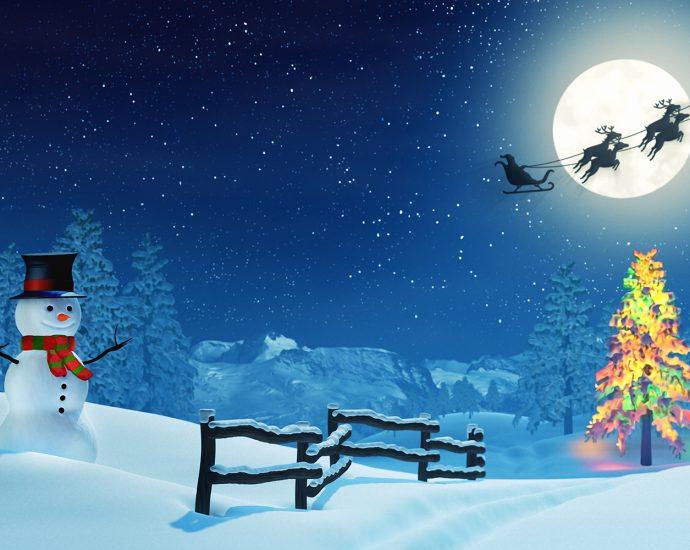 Track Santa from Winstanley