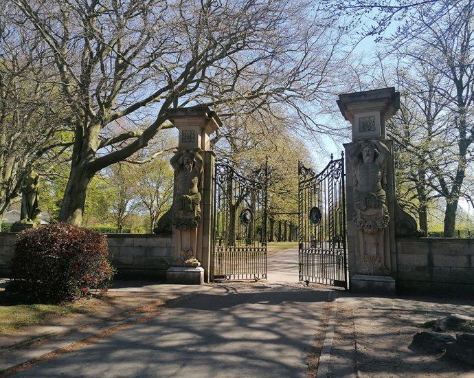 Reynolds and Calderstones Parks Woolton