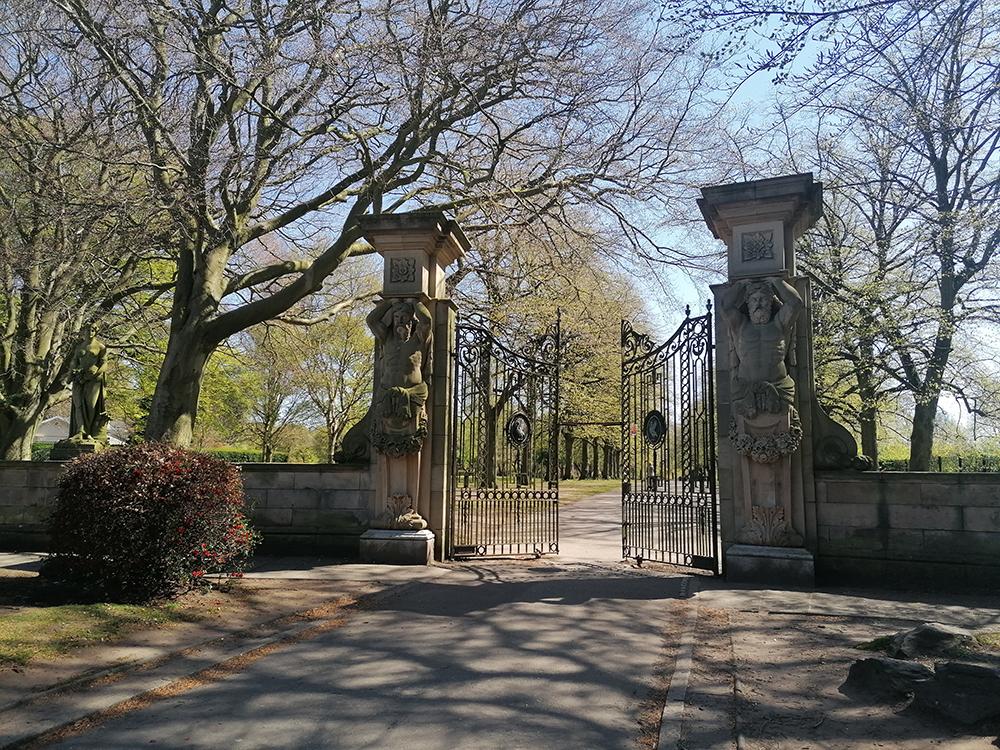 Calderstones and Reynolds Parks Woolton